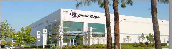 Logistic Edge Building