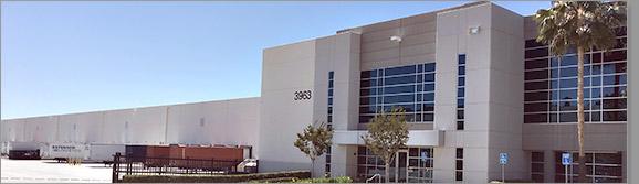 Logistic Edge Building