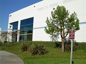 Logistic Edge California